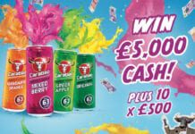 Carabao cash incentive