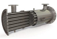 HRS Heat Exchanger black mechanism