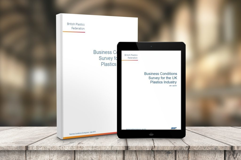 ipad with business report on it