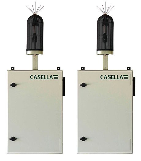 Latest development from environmental monitoring equipment specialist Casella Monitor is the first simultaneous multi parameter monitor for dust noise and wind speed and direction in the UK from a single manufacturer