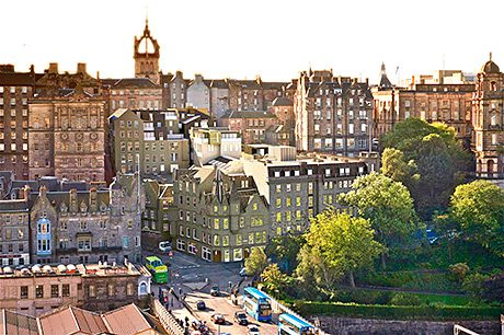 After completing the Advocate's Close property, Motel One is looking to a second opening, on Princes Street.