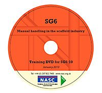 THE National Access and Scaffolding Confederation has issued a DVD and pocket guide to help its drive for better health and safety procedures.