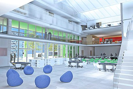 ALLAN Murray Architects has taken the wraps off the first images of its designs for an Edinburgh school.