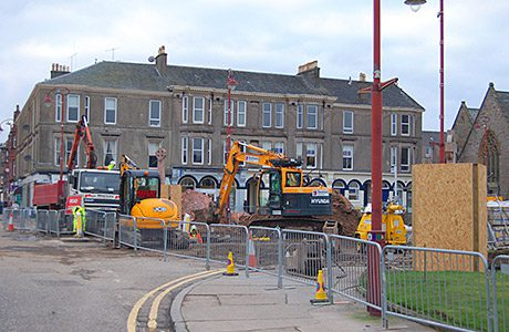 Helensburgh CHORD project