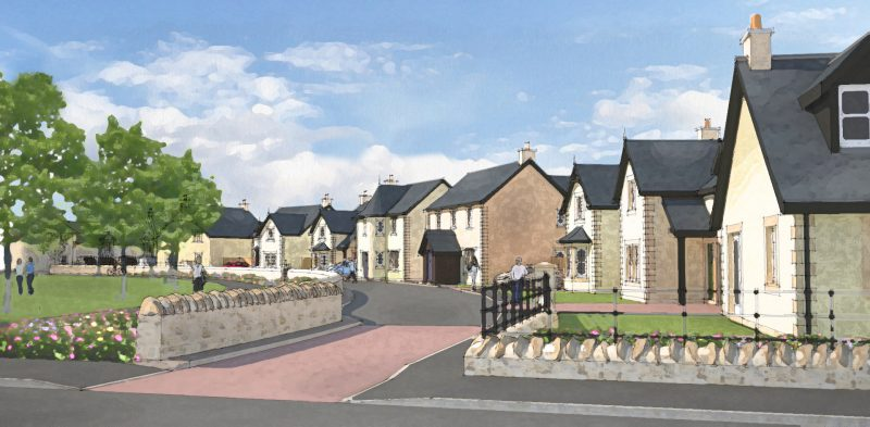 Plans submitted for new Riccarton community | Project Scotland