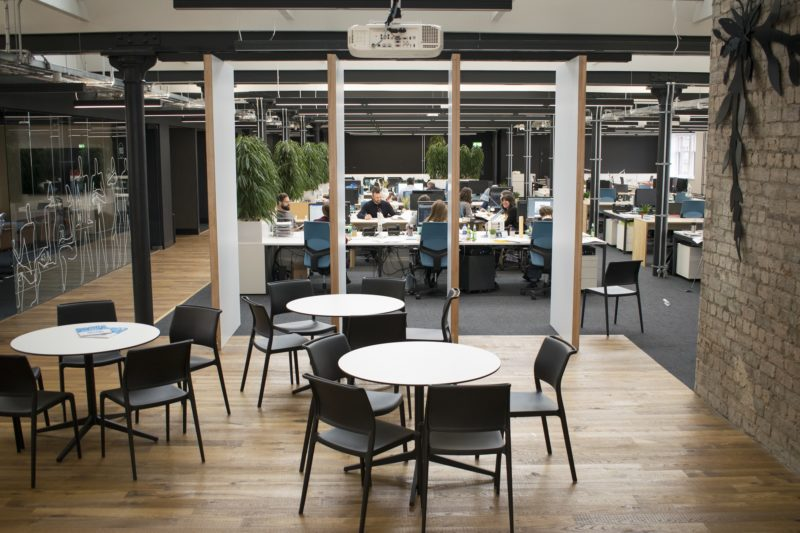 Glasgow Studio Move Gives Architecture Practice Room To Grow