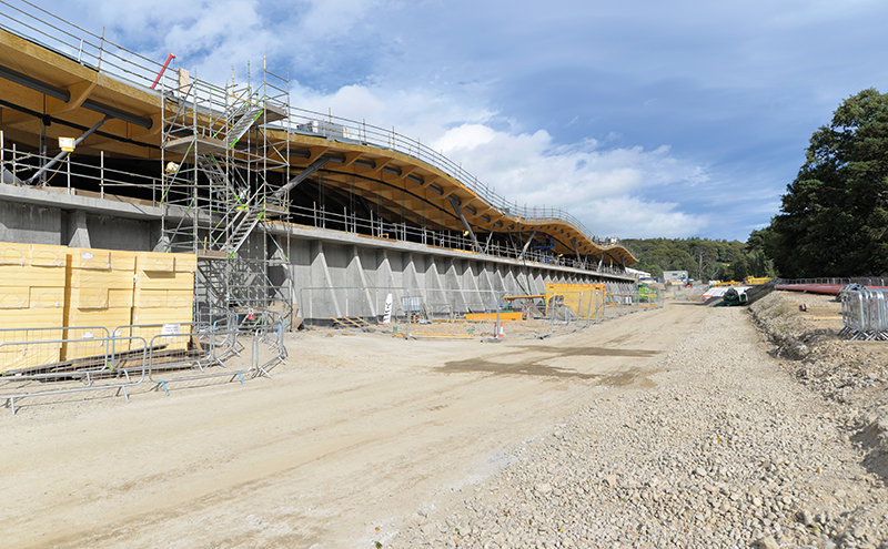 The perfect blend: PERI formwork systems boost £140m