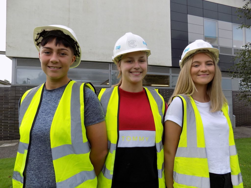 Female Joinery Apprentices Make History At New College