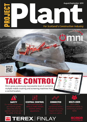 Project Plant front cover August 2019