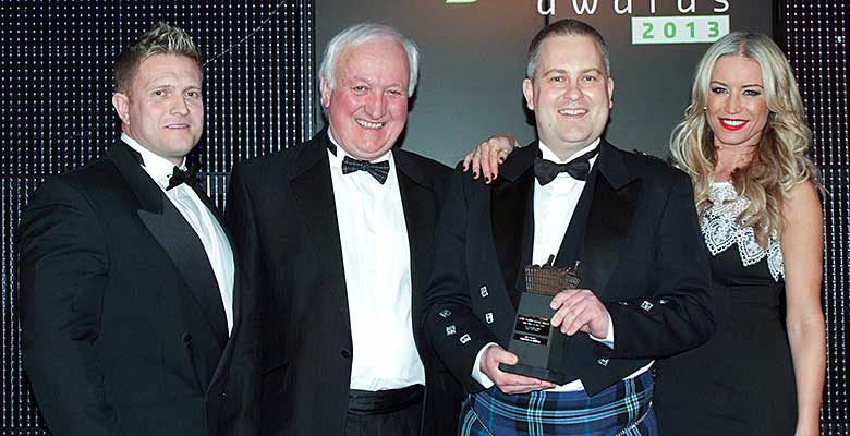 Scottish Grocer City Store of the Year award