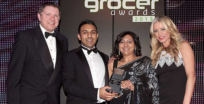 Scottish Grocer Best Soft Drinks Outlet of the Year award