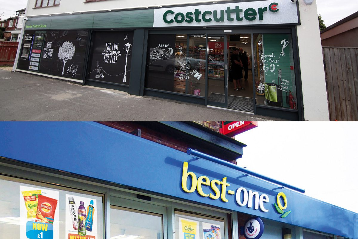 Costcutter and Best-one stores