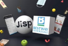 Jisp and Bestway Wholesale partnership